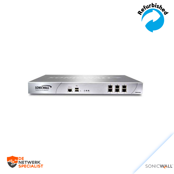 Dell SonicWALL Network Security Appliance NSA 3500 01-SSC-7016