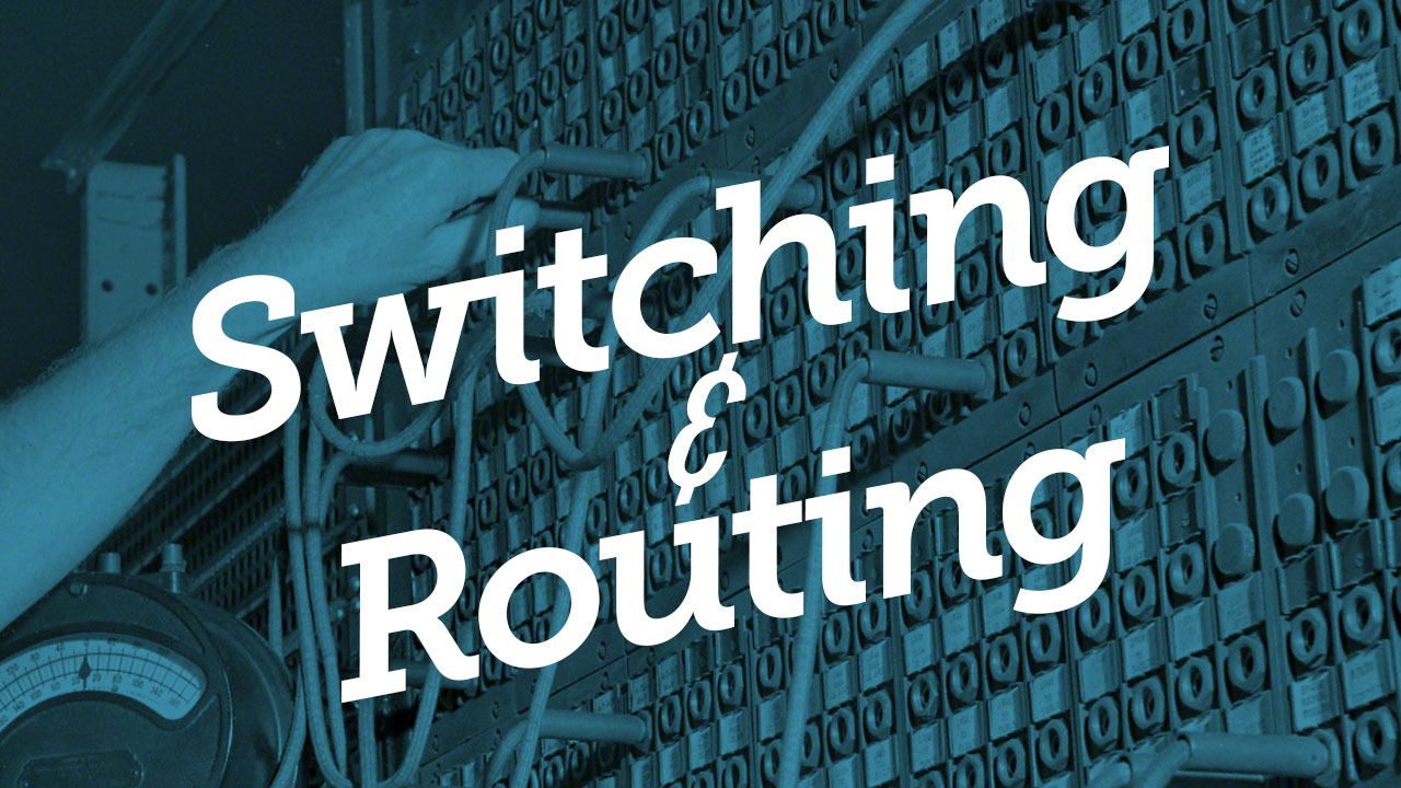 Routing en Switching Training