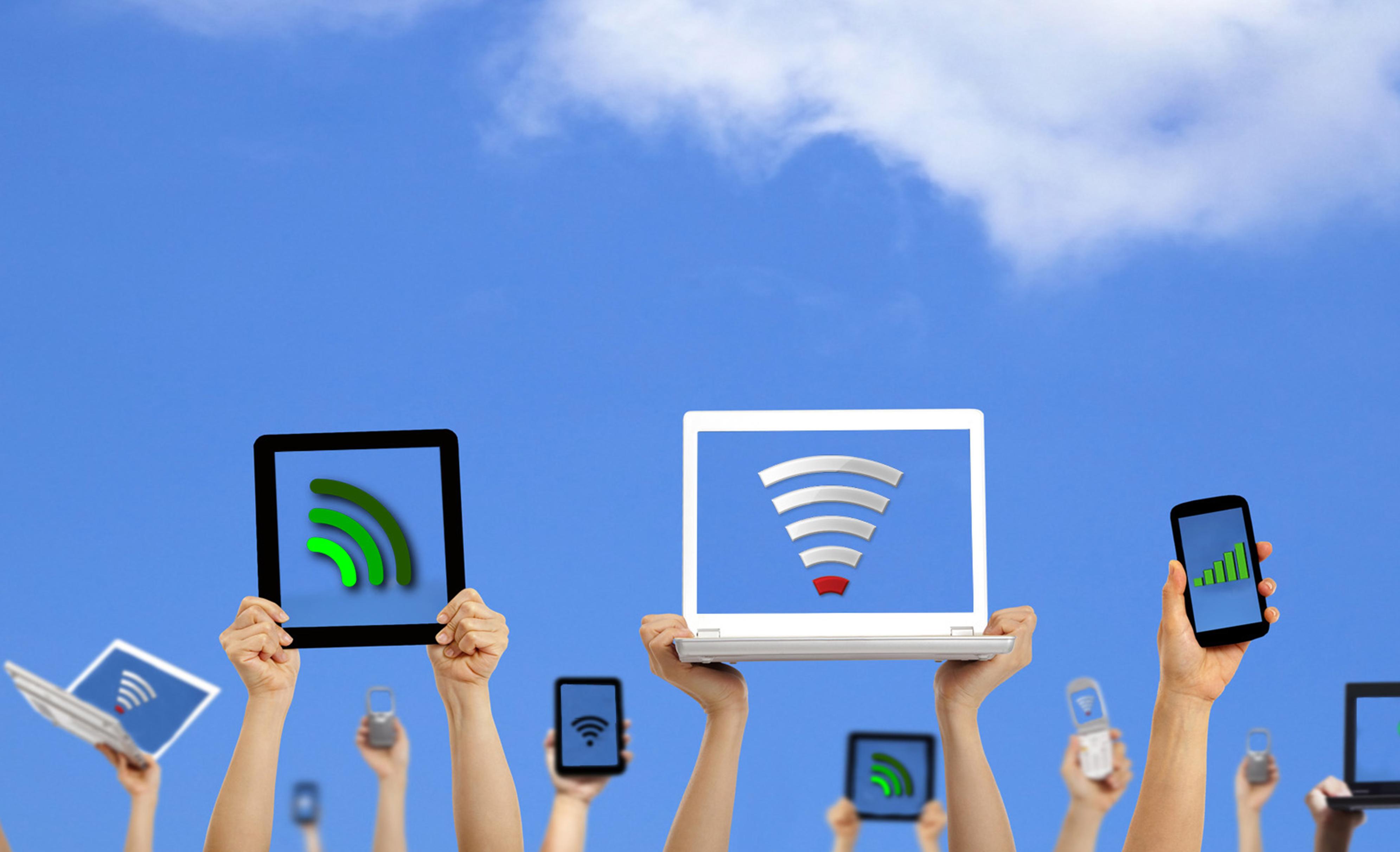 Draadloos Netwerk (Wi-Fi)