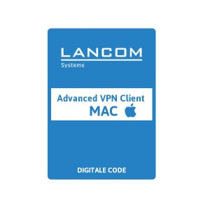 LANCOM Advanced VPN Client (MAC) licentiecode