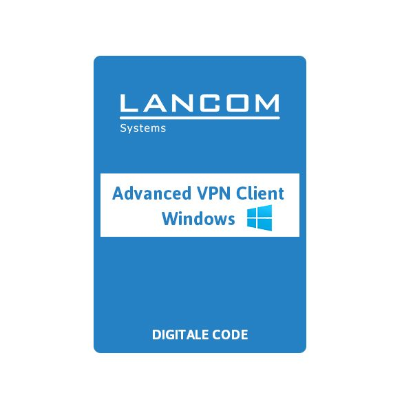 LANCOM Advanced VPN Client licentiecode
