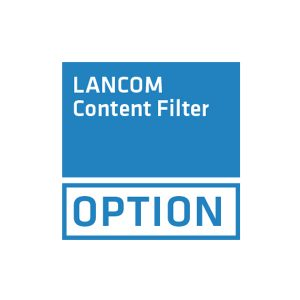 LANCOM Content Filter +25 Optie 3-Jaar