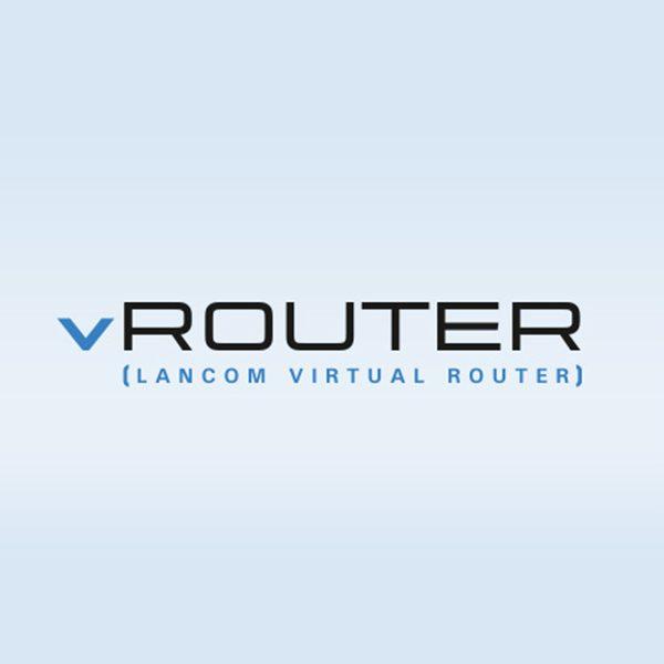LANCOM vRouter unlimited (1000 VPN, 256 ARF, 1 Jaar)