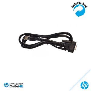 HP Console kabel D-SUB9 /RJ45 5188-3836