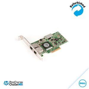 Dell Broadcom NetXtreme II 5709 Dual Port Gigabit NIC 540-10537