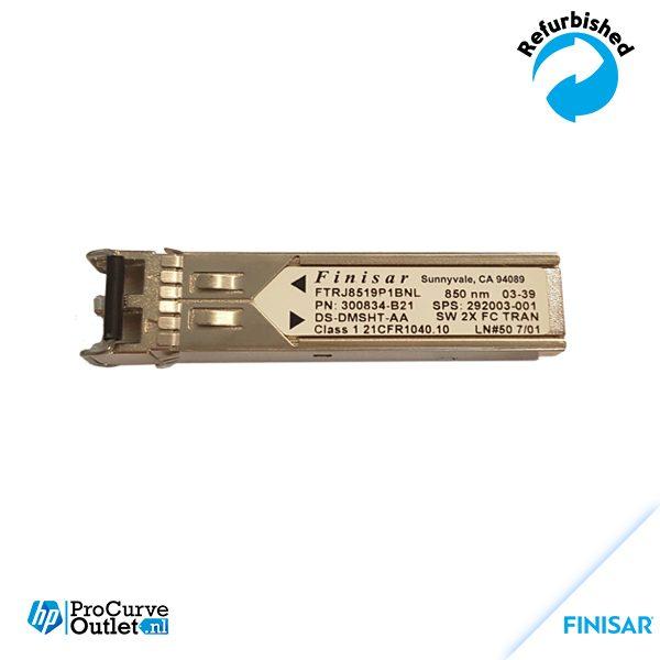 Finisar FTR8519PBNL 1GBASE SFP Transceiver HP J4858C