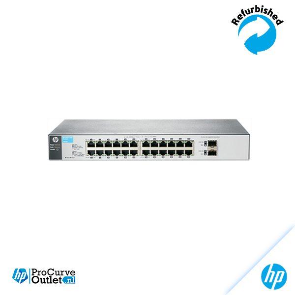 HP ProCurve 1810G-24 V2 24xGigabit Switch J9803A 5711045567049