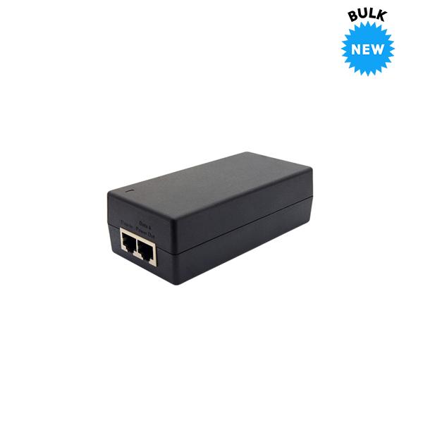 48V PoE adapter 0.5A FCC, CE, UL Bulk POE-48-EU-BULK