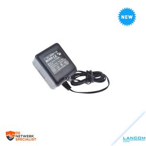 LANCOM Voedingsadapter 110373 12V 1A platte plug