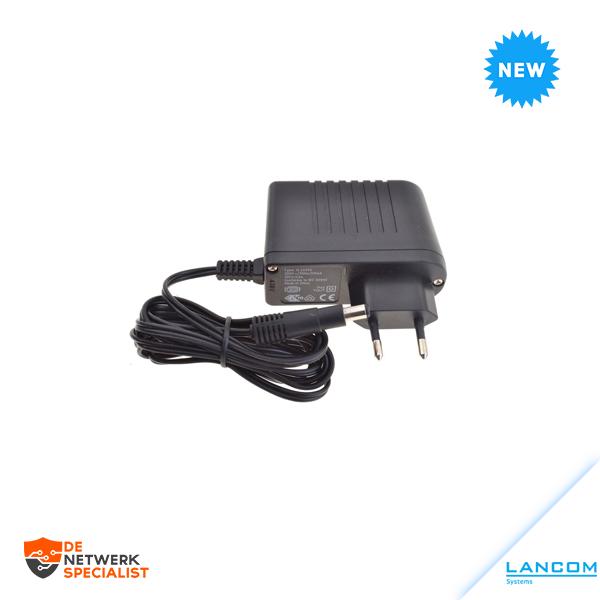 LANCOM Voedingsadapter 110524 12V 1A ronde plug