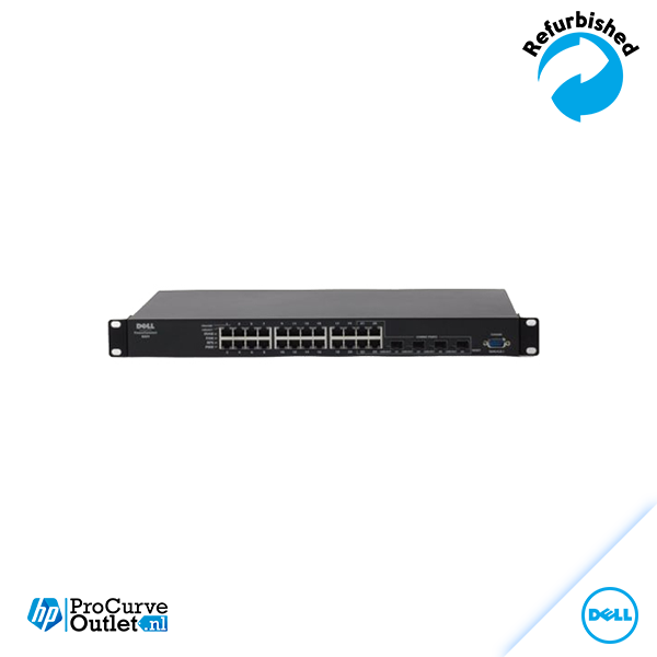 Dell Powerconnect 5324 24Port 10/100/1000 4xSFP/GIG-T GB uplink