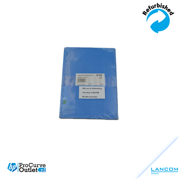 LANCOM Config Service Ticket for LANCOM WLC