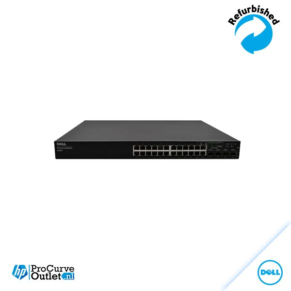 Dell PowerConnect 6224 24 Port Gigabit Ethernet Switch