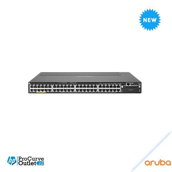 Aruba 3810M 48G PoE+ 1-slot Switch JL074A