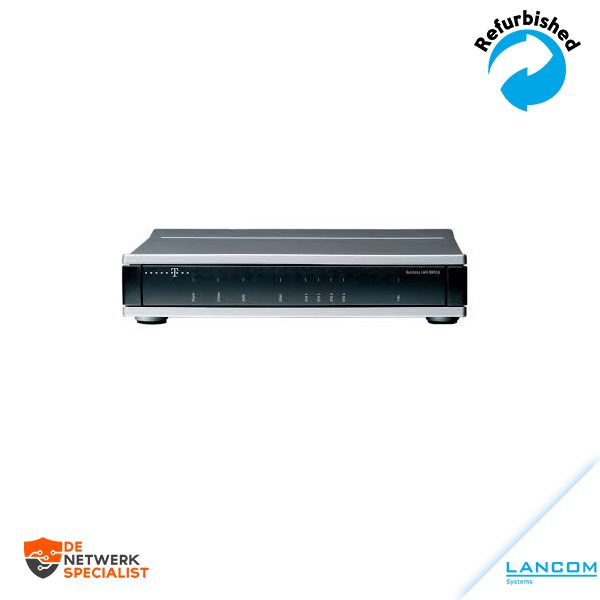 LANCOM Business LAN R800A ADSL VPN Router LC_R800A