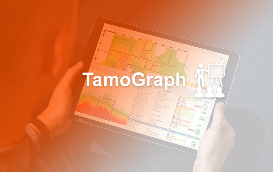 TamoGraph Site Survey training