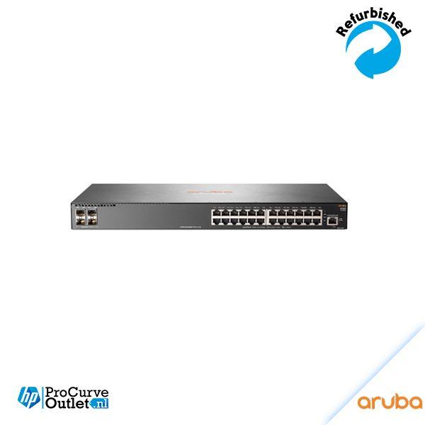 Aruba 2930F 24G 4SFP Switch JL259A