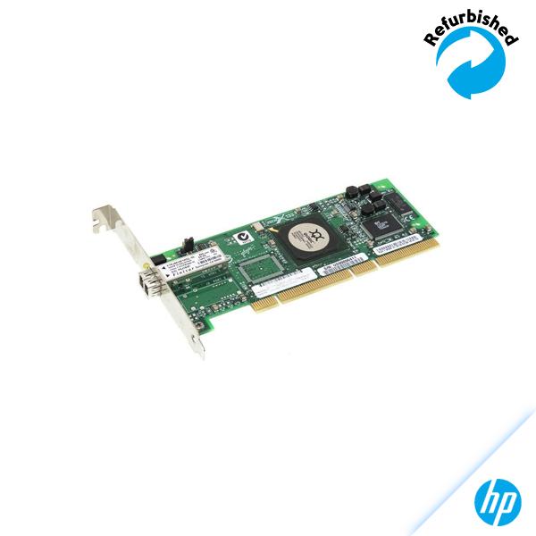 HP 281543-001 2GB 1-Port Fibre Channel PCI-X HBA 283384-001