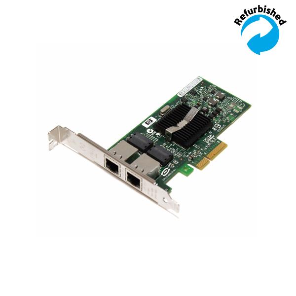 HP NC360T Dual Gigabit PCI-E Server NIC 412651-001 5712505470022