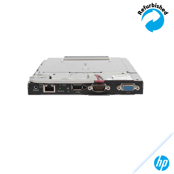HP 456204-B21 / BLC7000 Onboard Administrator met KVM Option Module 503826-001