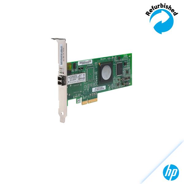 Qlogic HP StorageWorks Single Port 4Gb/s Fibre Channel PCI-e A8002A