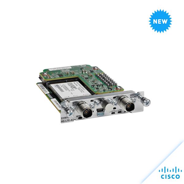 Cisco -LTE-GB 4G LTE EHWIC for Global EHWIC-4G EHWIC-4G-LTE-GB