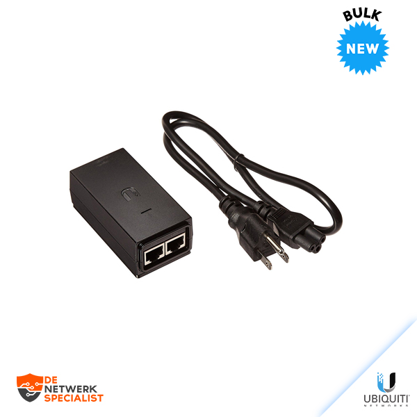 Ubiquiti Networks 24-Volt 0.5-Amp PoE Injector GP-A240-050