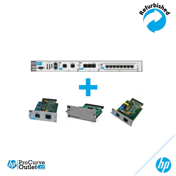 Bundel: HPE 7203 dl Router J8753A