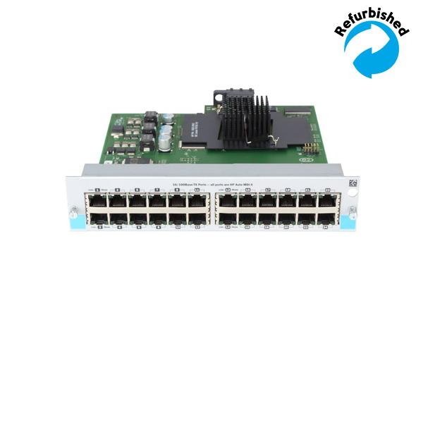 HP ProCurve vl 24-Port 10/100-TX Module J8765B 0884420047704