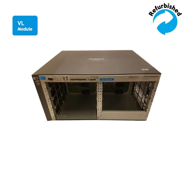 HP ProCurve vl Switch chassis 4208 J8773A 0882780214392