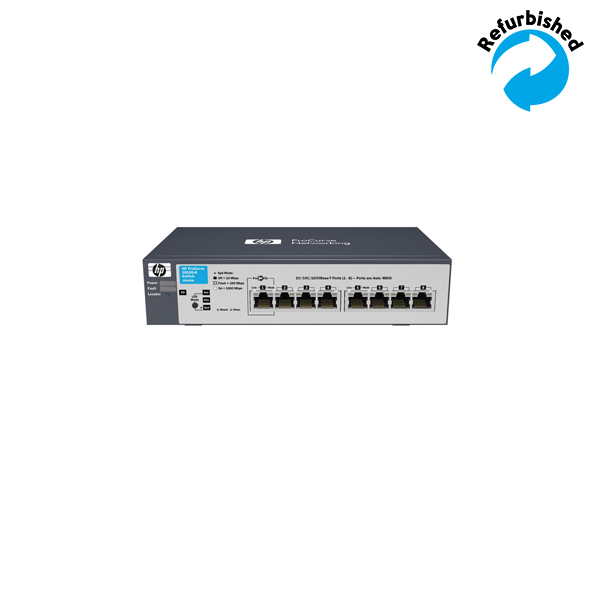 HP ProCurve 1400-8 8x10/100 Switch J9079A 0882780980013