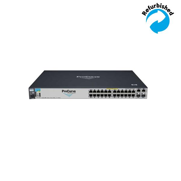 HP ProCurve 2610-24/12-PoE 10/100 J9086A 0883585199068