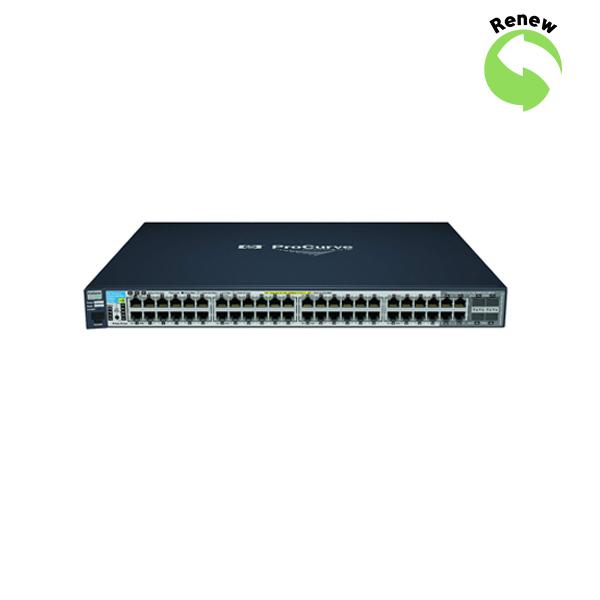 HP ProCurve 2910al-48G-PoE+ Switch J9148AR 0884962367377
