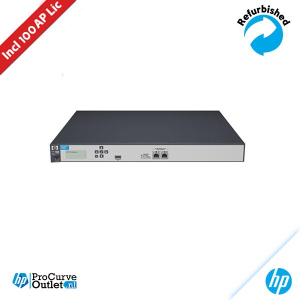 HP MSM760 Premium Mobility Controller Series w/100 Lic J9420A