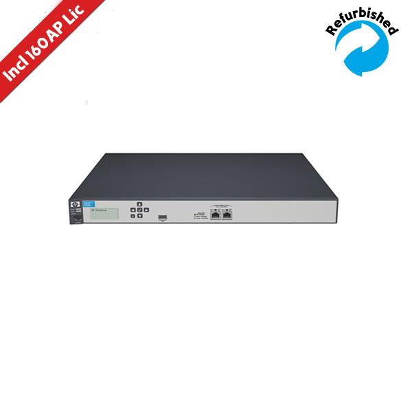 HP MSM760 Controller Series w/160 Lic J9420A 0884962102701