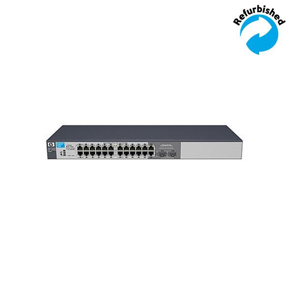 HP ProCurve 1810G-24 24 Gigabit Switch J9450A 5052179846571
