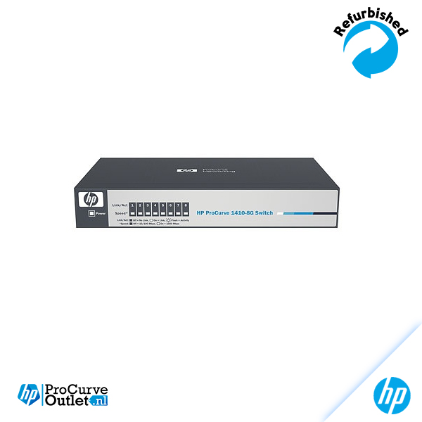 HP Switch ProCurve 1410-8G 8xGBit J9559A