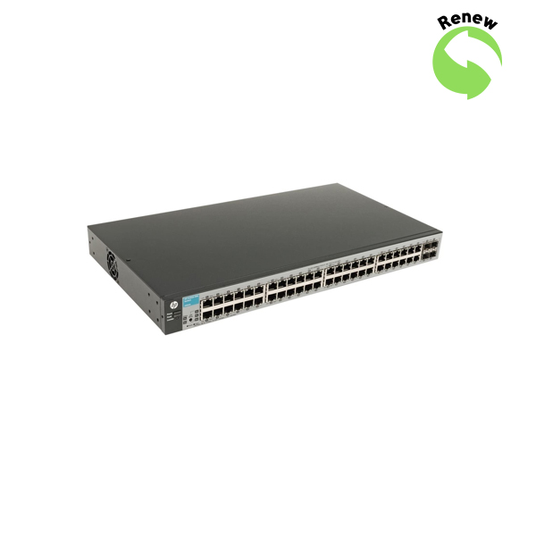 Renew HP Switch 1810-48G 48-Port J9660AR 0886111831166