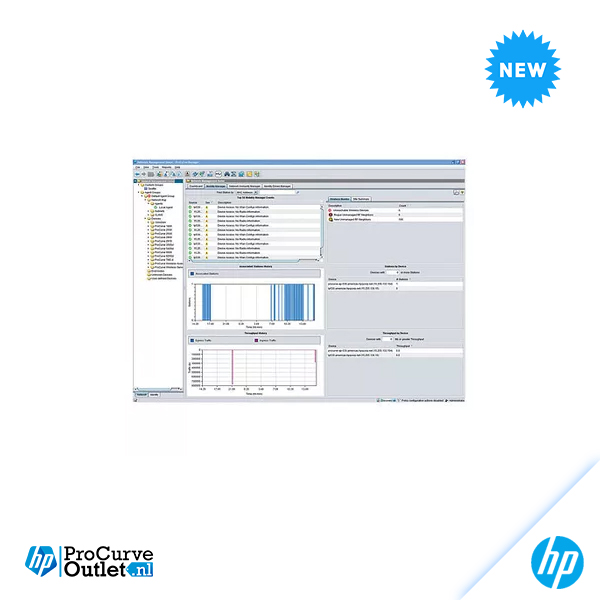 Sealed HPE PCM+ Mobility Manager v4 Software Module License J9751A
