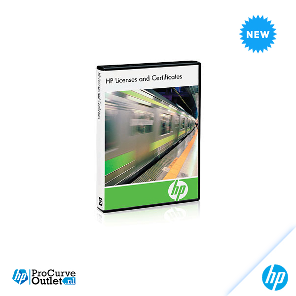 HP PCM+ v4 Software Platform with 50-device License J9755A