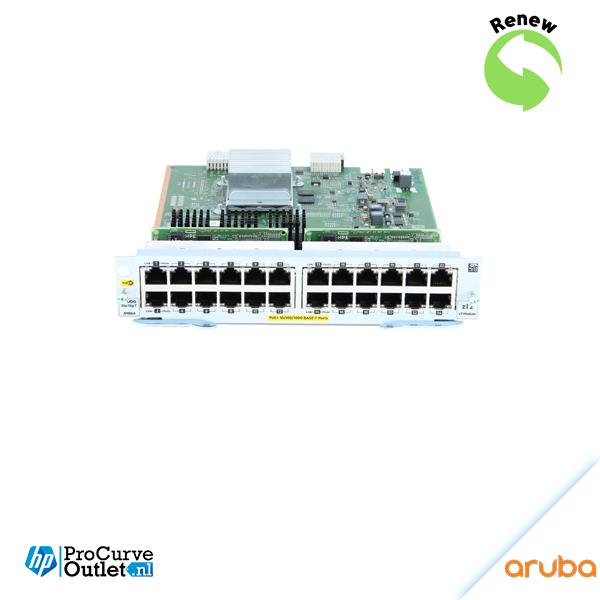 Aruba 10/100/1000BASE-T PoE+ v3 zl2 J9986A
