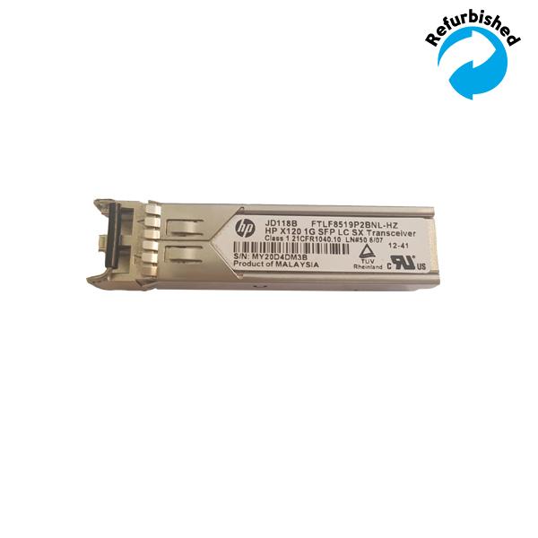 HP X120 1G SFP LC SX Transceiver JD118B-2 6934648016670