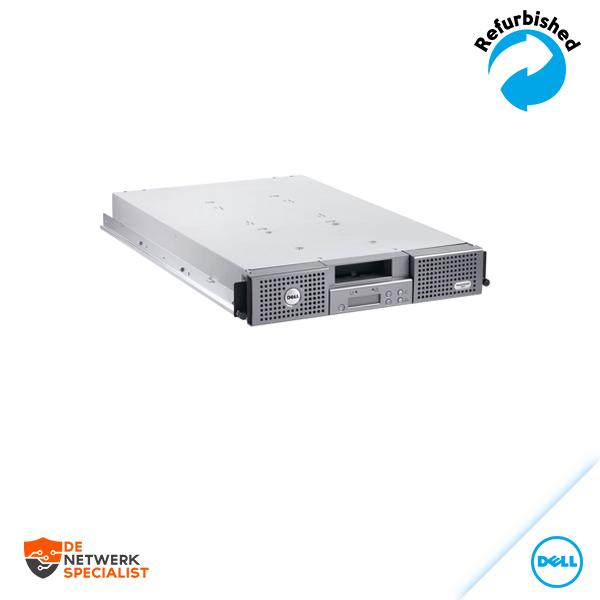 Dell Powervault124T LTO-2 SCSI/LVD 8/16 Slots R/M Autoloader PV124T UH299 JT47Z91