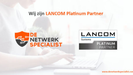 De Netwerkspecialist Platinum Partner LANCOM Systems