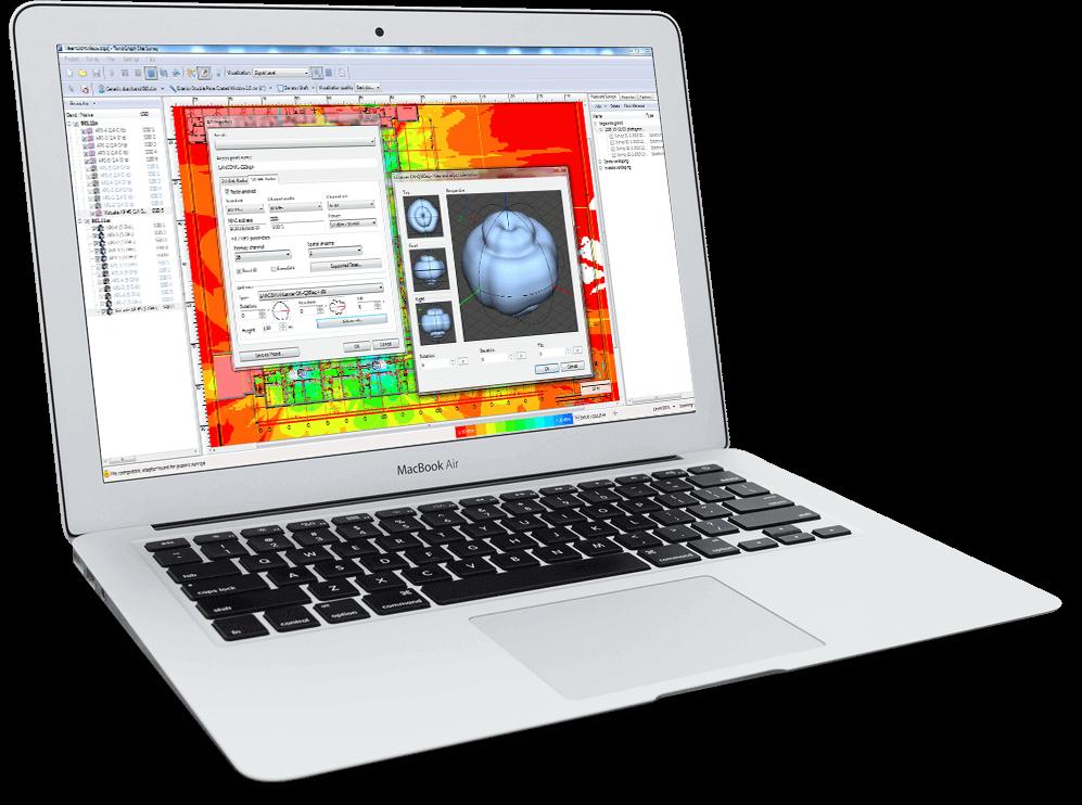 TamoGraph Site Survey Software
